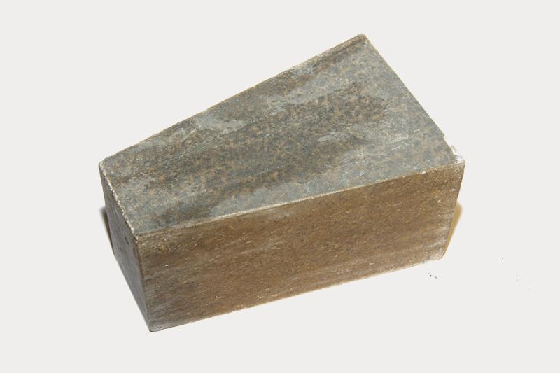 Calcium magnesium brick